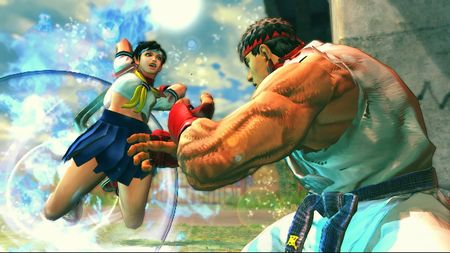 Super Street Fighter IV - 32482