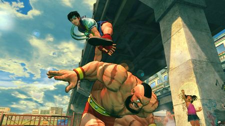 Super Street Fighter IV - 32483