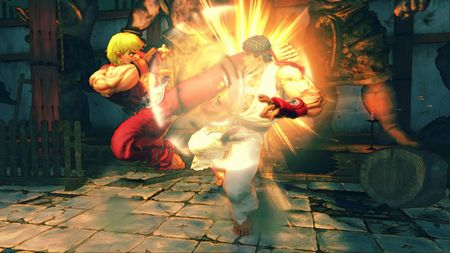 Super Street Fighter IV - 32484