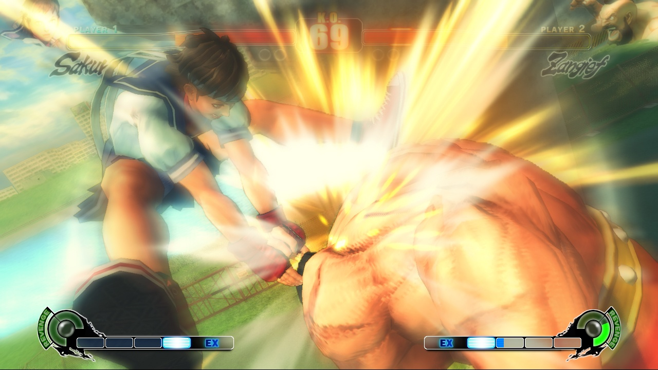 Super Street Fighter IV - 32486