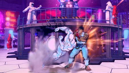 Super Street Fighter IV - 32487