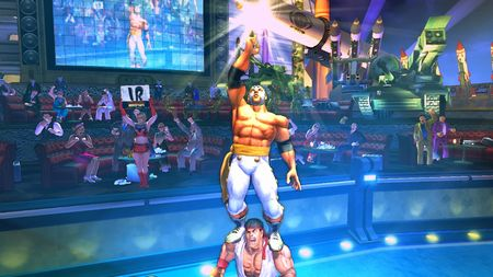 Super Street Fighter IV - 32489