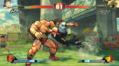 Super Street Fighter IV - 32490