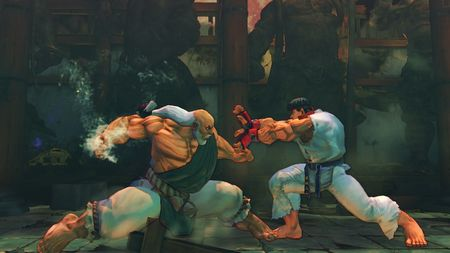 Super Street Fighter IV - 32491