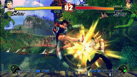 Super Street Fighter IV - 32450