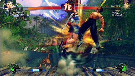 Super Street Fighter IV - 32451