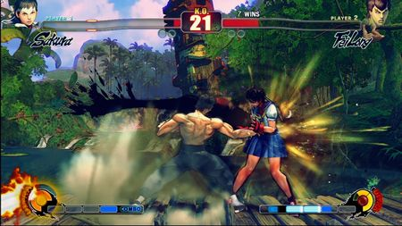 Super Street Fighter IV - 32452