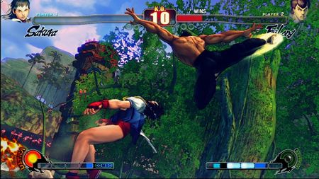 Super Street Fighter IV - 32453