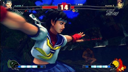 Super Street Fighter IV - 32455