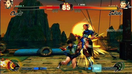 Super Street Fighter IV - 32456