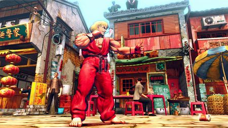 Super Street Fighter IV - 32602
