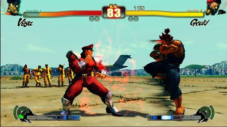 Super Street Fighter IV - 32457