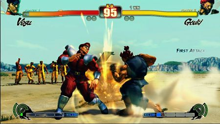 Super Street Fighter IV - 32458