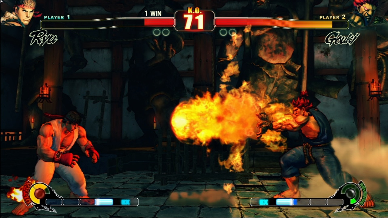 Super Street Fighter IV - 32459
