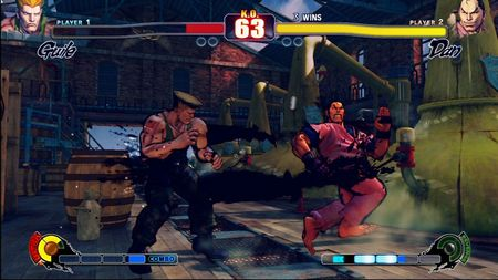 Super Street Fighter IV - 32460