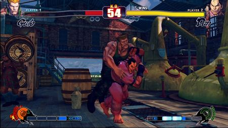 Super Street Fighter IV - 32461