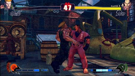Super Street Fighter IV - 32462