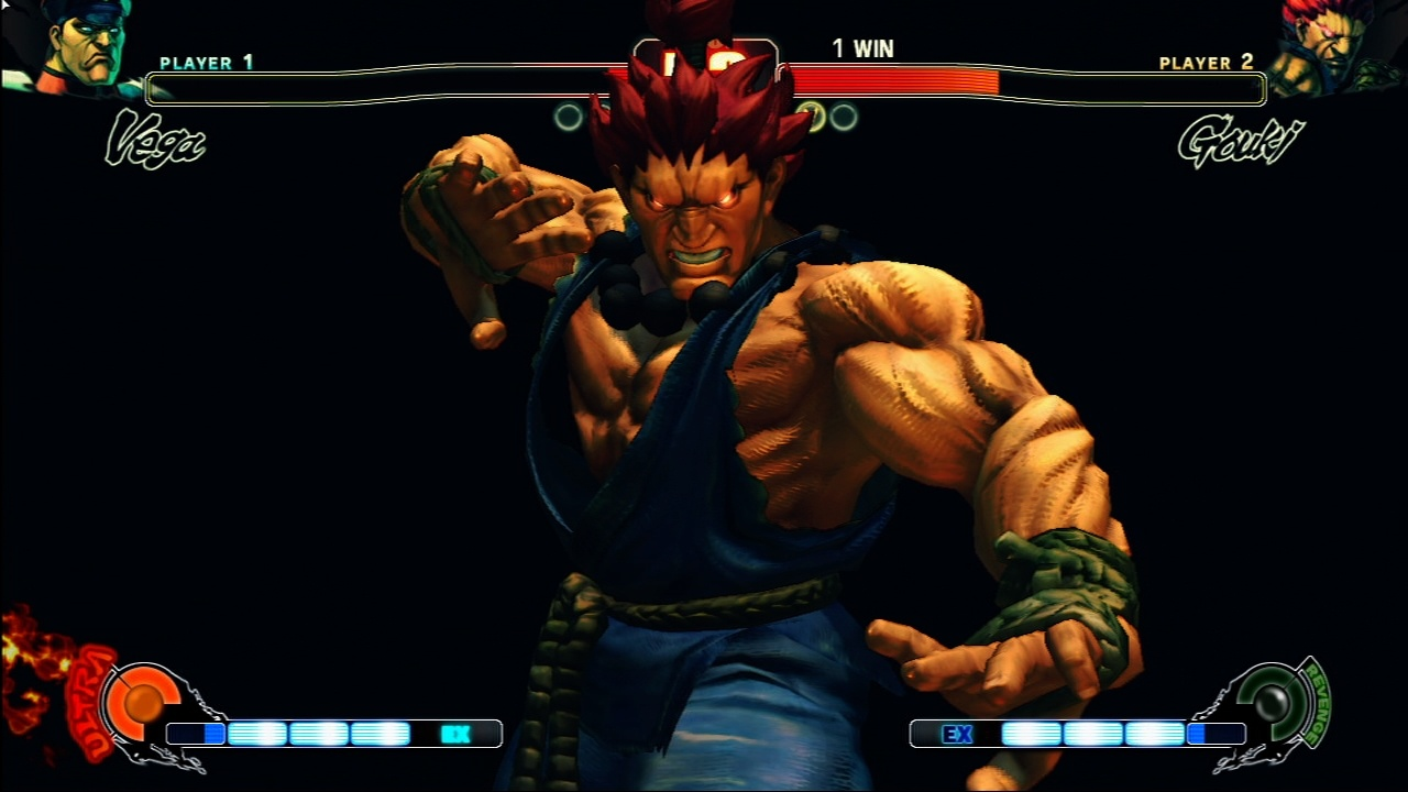 Super Street Fighter IV - 32465