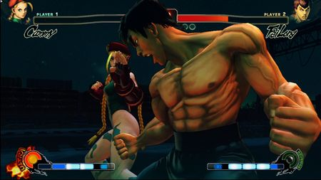 Super Street Fighter IV - 32435