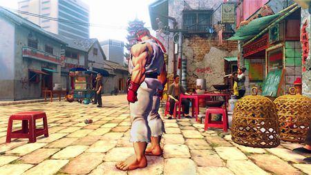 Super Street Fighter IV - 32603