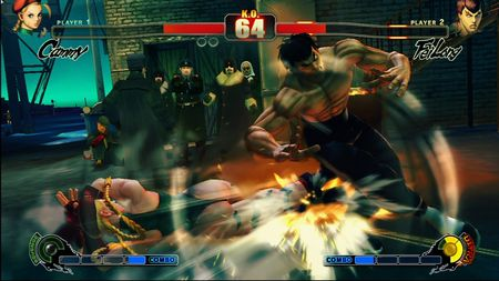 Super Street Fighter IV - 32437