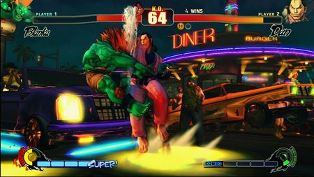 Super Street Fighter IV - 32438