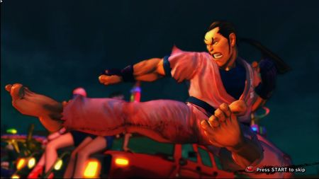 Super Street Fighter IV - 32441