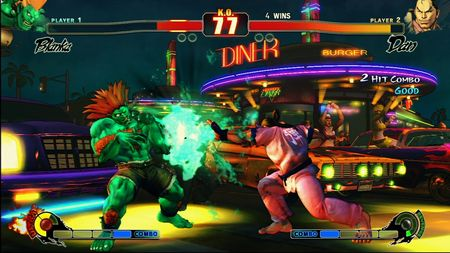 Super Street Fighter IV - 32442