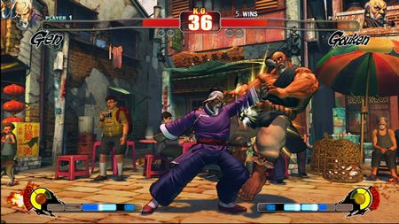 Super Street Fighter IV - 32444