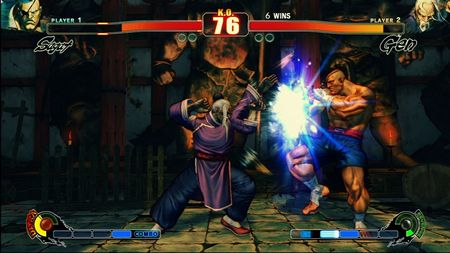 Super Street Fighter IV - 32445