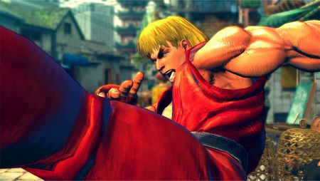Super Street Fighter IV - 32604