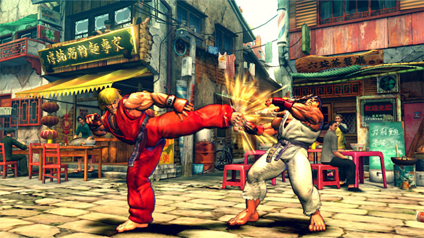 Super Street Fighter IV - 32605