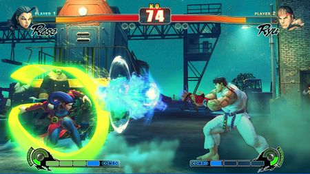 Super Street Fighter IV - 32446