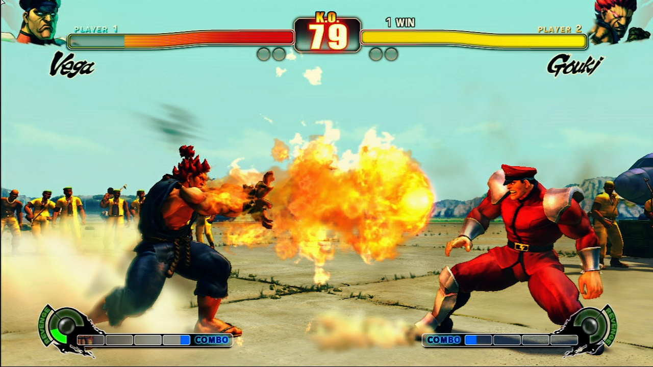 Super Street Fighter IV - 32429