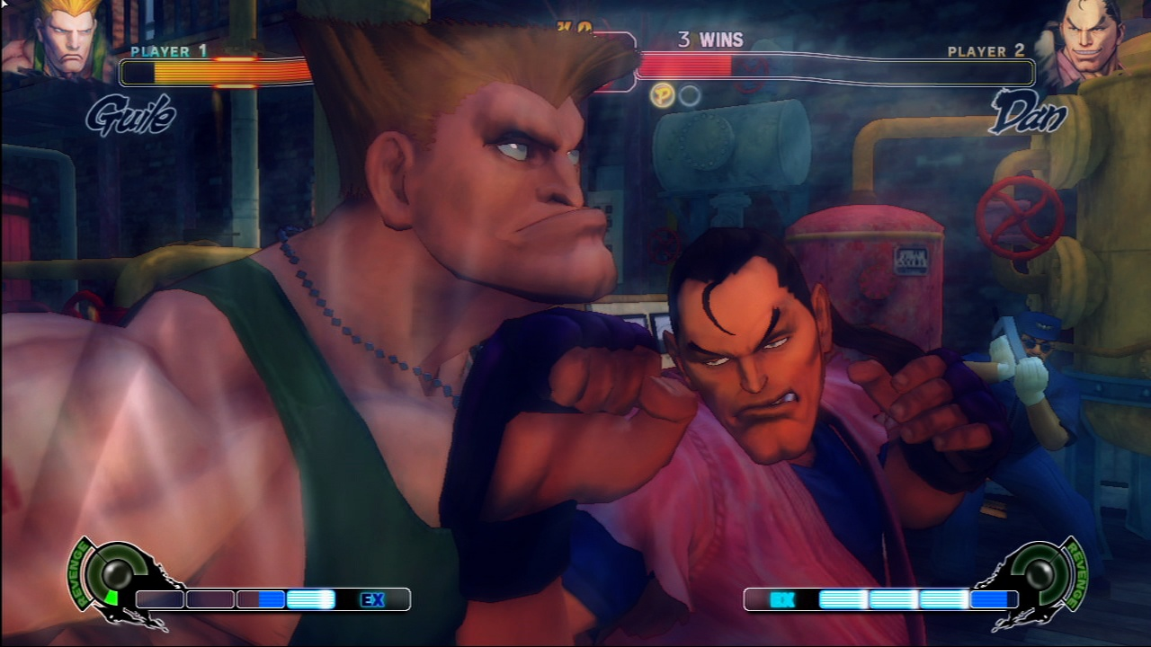 Super Street Fighter IV - 32431