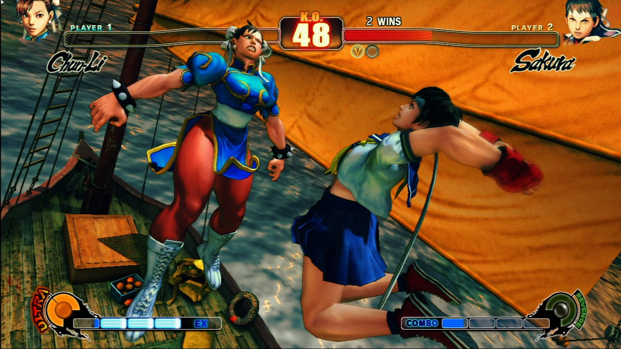 Super Street Fighter IV - 32432