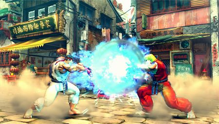Super Street Fighter IV - 32606