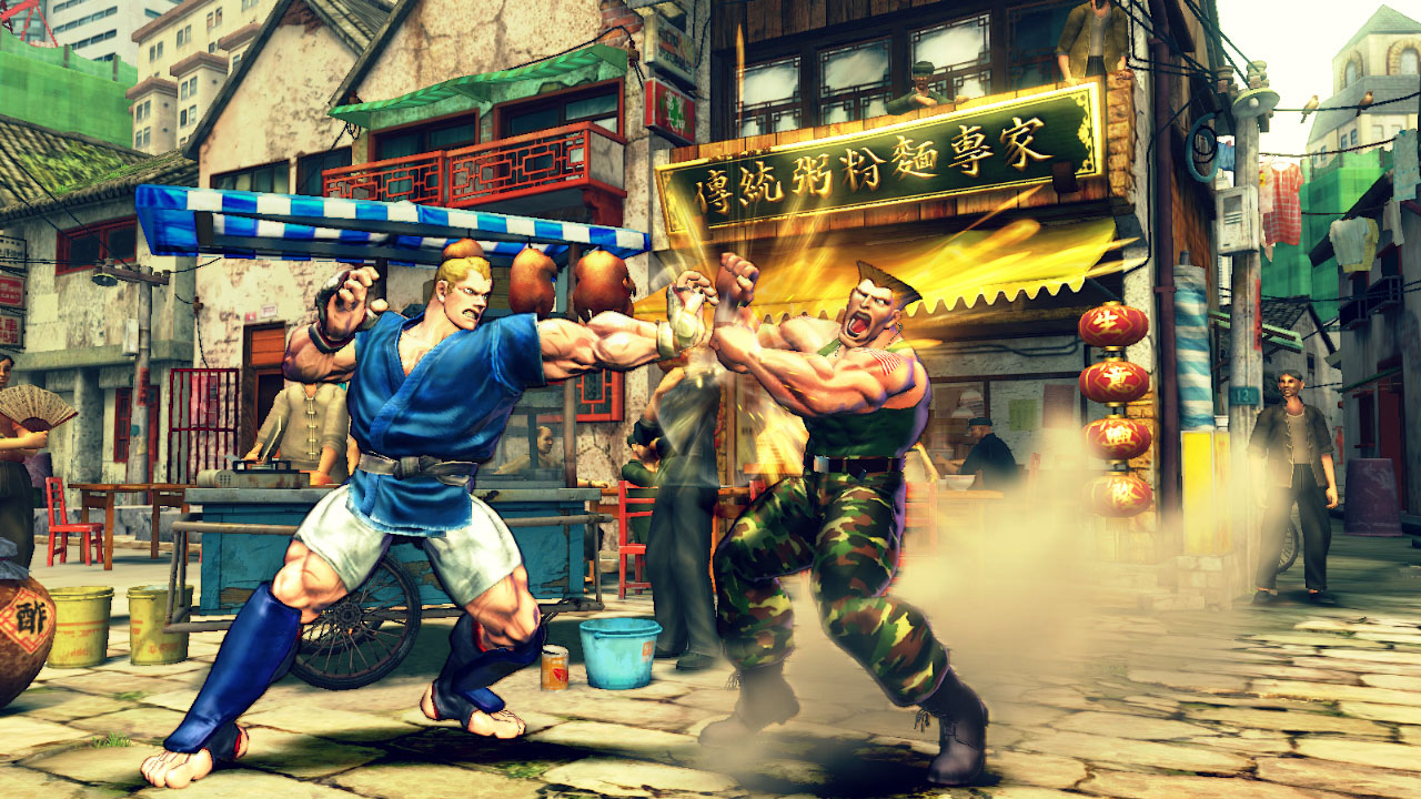 Super Street Fighter IV - 32579