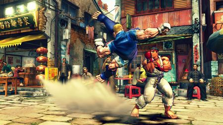 Super Street Fighter IV - 32580