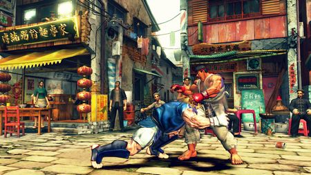 Super Street Fighter IV - 32586