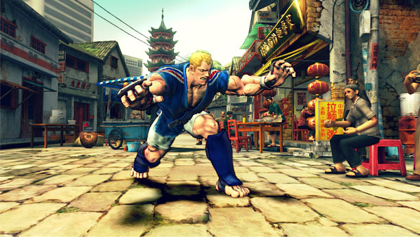 Super Street Fighter IV - 32585