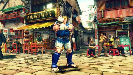 Super Street Fighter IV - 32584
