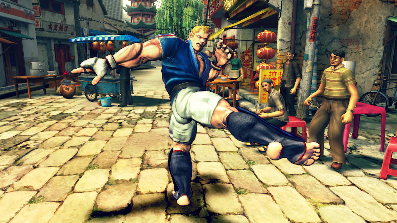 Super Street Fighter IV - 32583