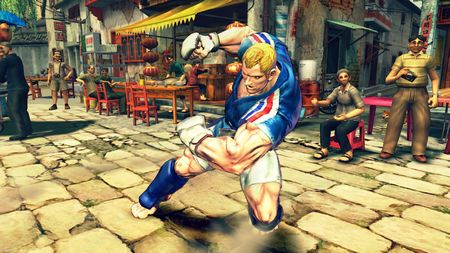 Super Street Fighter IV - 32582