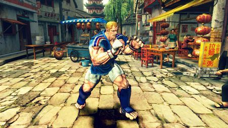 Super Street Fighter IV - 32581