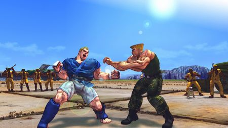 Super Street Fighter IV - 32550