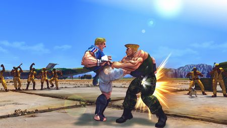 Super Street Fighter IV - 32551