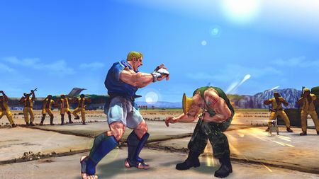 Super Street Fighter IV - 32552