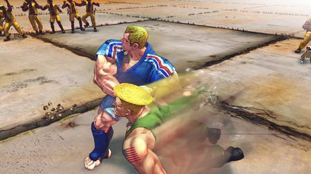 Super Street Fighter IV - 32553