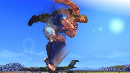 Super Street Fighter IV - 32555